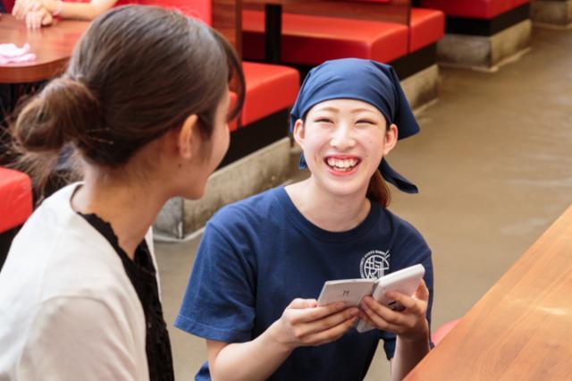 ラーメン魁力屋 鴫野店 社員の画像・写真